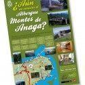 Cartel ¿Aún no conoces el Albergue Montes de Anaga?