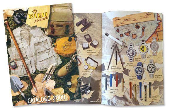 Catálogo Rieu Aventura