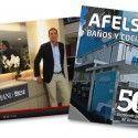 Campaña de publicidad para Afelsa con Miguel Ángel Daswani