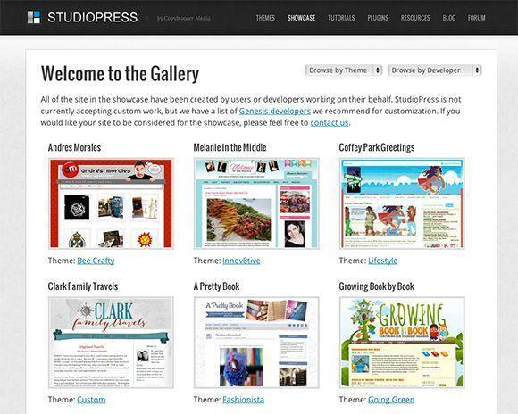 Mi web destacada en Studiopress