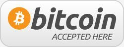 Se aceptan bitcoins