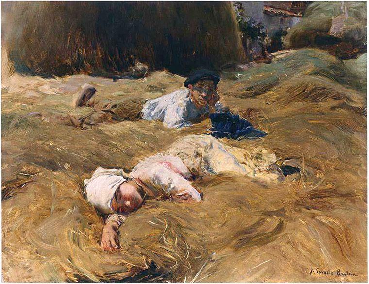 sorolla-la-siesta-1903