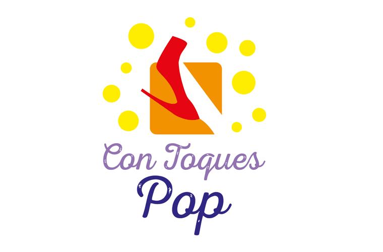 Logo Con Toques Pop